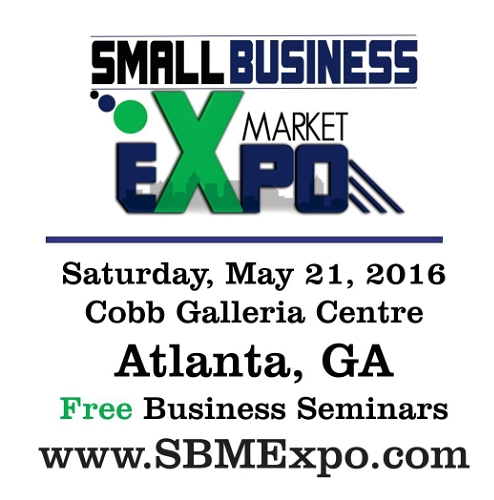 Small Business Market Expo Atlanta Georgia Scheduled for May 21, 2016 (PRNewsFoto/Inside Out Center, Inc.)